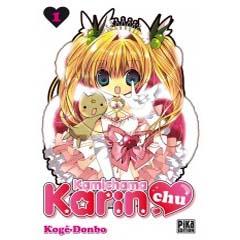 Acheter Kamichama Karin Chu sur Amazon