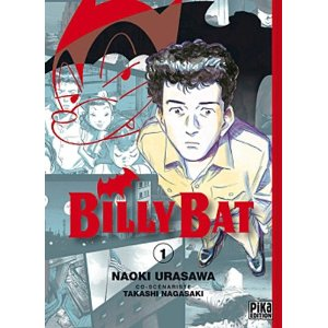 Acheter Billy Bat sur Amazon