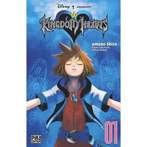 Acheter Kingdom Hearts sur Amazon