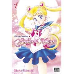 Acheter Sailor Moon sur Amazon