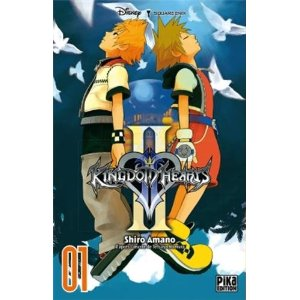 Acheter Kingdom Hearts 2 sur Amazon