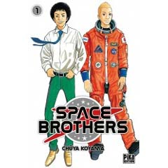 Acheter Space Brothers sur Amazon