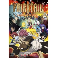 Acheter Fairy Tail, la prêtresse phoenix - Animé Comics sur Amazon