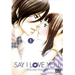 Acheter Say I Love You sur Amazon