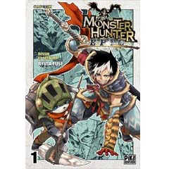 Acheter Monster Hunter Epic sur Amazon