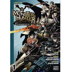 Acheter Monster Hunter Episode sur Amazon