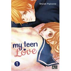 Acheter My Teen Love sur Amazon