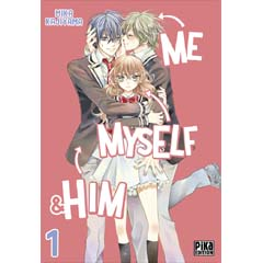 Acheter Me, Myself and Him sur Amazon