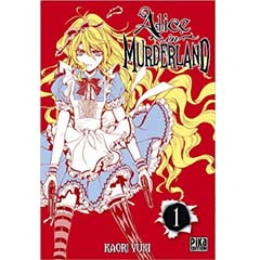 Acheter Alice in Murderland sur Amazon