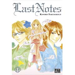 Acheter Last Notes sur Amazon
