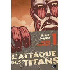 Acheter L'Attaque des titans – Édition Colossale sur Amazon