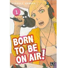 Acheter Born to be on air sur Amazon
