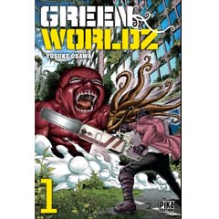 Acheter Green Worldz sur Amazon