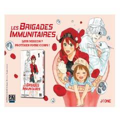 Acheter Les Brigades Immunitaires sur Amazon