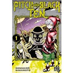 Acheter Pitch-Black Ten sur Amazon