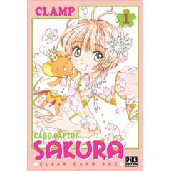 Acheter Card Captor Sakura Clear Card Arc sur Amazon