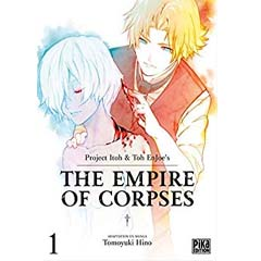 Acheter The Empire of Corpses sur Amazon