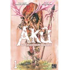 Acheter Akû, le chasseur maudit sur Amazon