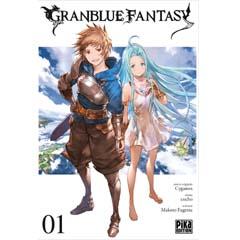 Acheter Granblue Fantasy sur Amazon