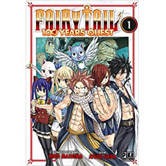 Acheter Fairy Tail - 100 Years Quest sur Amazon