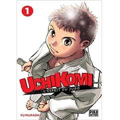 Acheter Uchikomi, l'esprit du judo sur Amazon