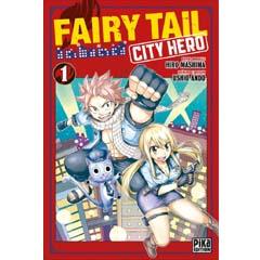 Acheter Fairy Tail: City Hero sur Amazon