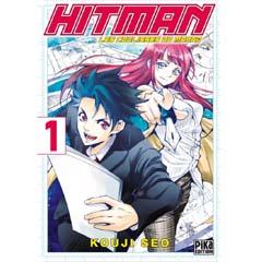 Acheter Hitman, les coulisses du manga sur Amazon