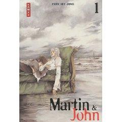 Acheter Martin et John sur Amazon