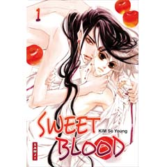 Acheter Sweet Blood sur Amazon