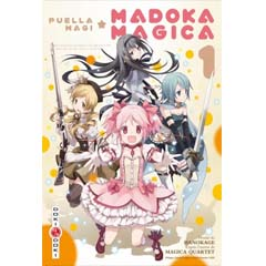 Acheter Puella Magi Madoka Magica sur Amazon