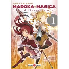 Acheter Puella Magi Madoka Magica - The Different Story sur Amazon