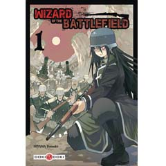 Acheter Wizard of the Battlefield sur Amazon