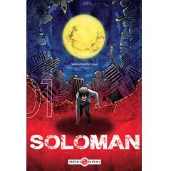 Acheter Soloman sur Amazon