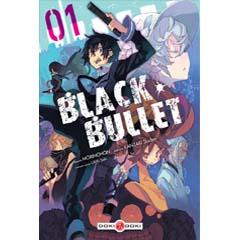Acheter Black Bullet sur Amazon