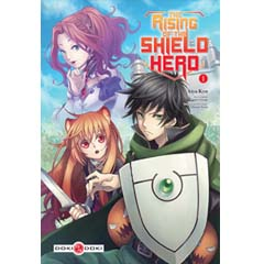 Acheter The Rising of the Shield Hero sur Amazon