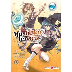 Acheter Mushoku Tensei sur Amazon