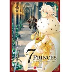 Acheter Les 7 princes et le labyrinthe millénaire - Le chevalier du corridor éternel sur Amazon