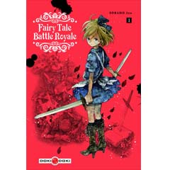 Acheter Fairy Tale Battle Royale sur Amazon