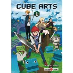 Acheter Cube Arts sur Amazon