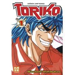 Acheter Toriko sur Amazon