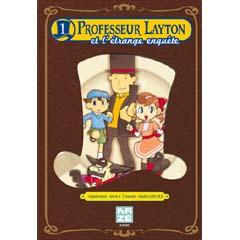 Acheter Professeur Layton sur Amazon