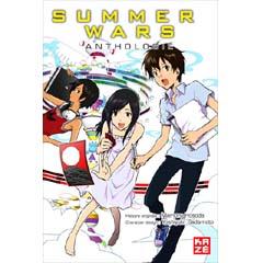 Acheter Summer Wars Anthologie sur Amazon