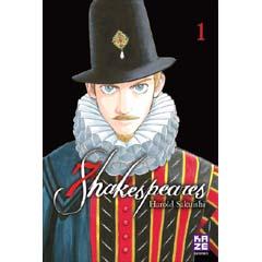 Acheter 7 Shakespeares sur Amazon