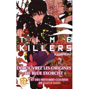 Acheter Time Killers sur Amazon