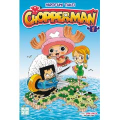 Acheter Chopperman sur Amazon