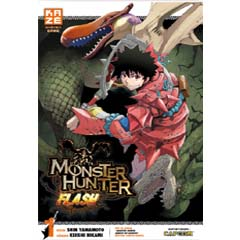 Acheter Monster Hunter Flash sur Amazon