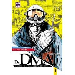 Acheter Dr. DMAT sur Amazon