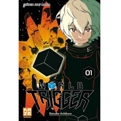 Acheter World Trigger sur Amazon