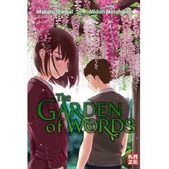 Acheter Garden of Words sur Amazon