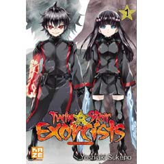 Acheter Twin Star Exorcists sur Amazon